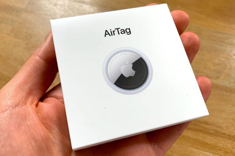 Apple AirTag: the sensor is revealed in photos before its test