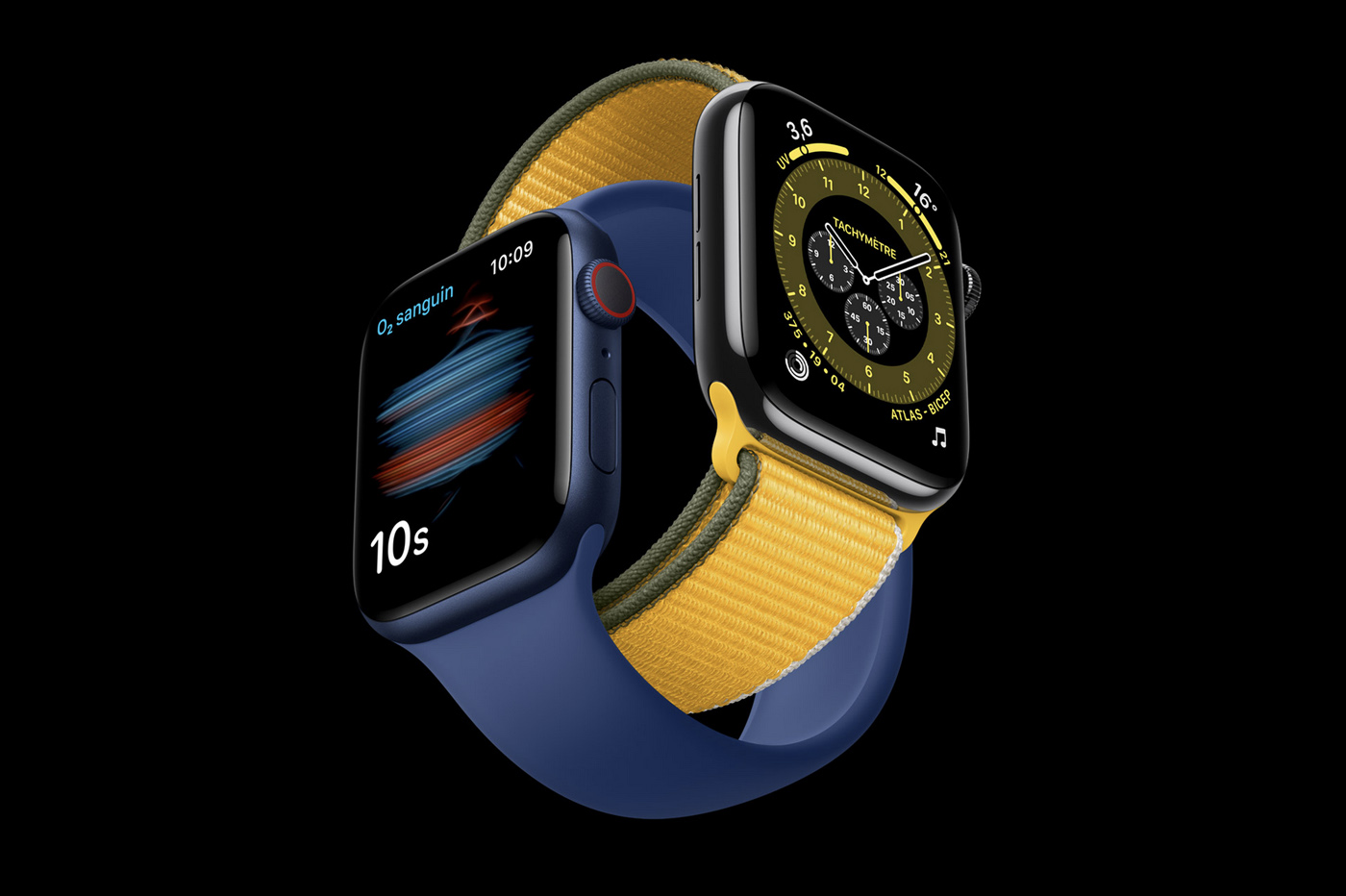 Apple Watch Series 7: available in two sizes of 41 and 45mm?